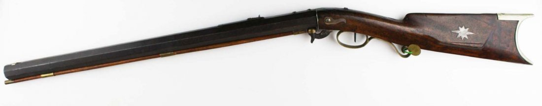 Amasa Parker Underhammer rifle .42 Cal - 2