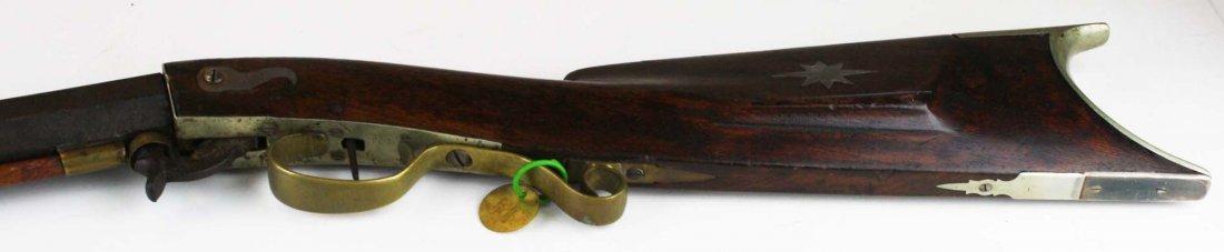 Amasa Parker Underhammer rifle .42 Cal - 5