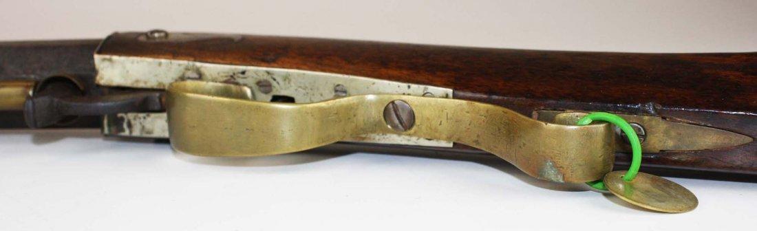 Amasa Parker Underhammer rifle .42 Cal - 7