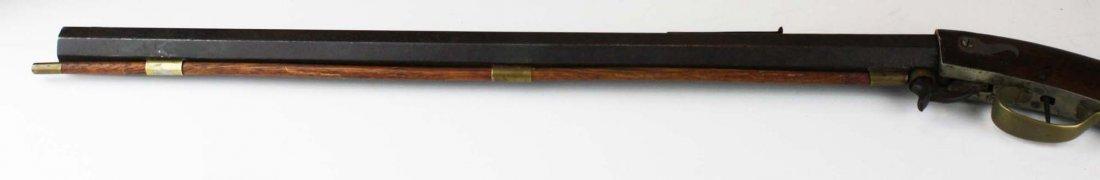 Amasa Parker Underhammer rifle .42 Cal - 9