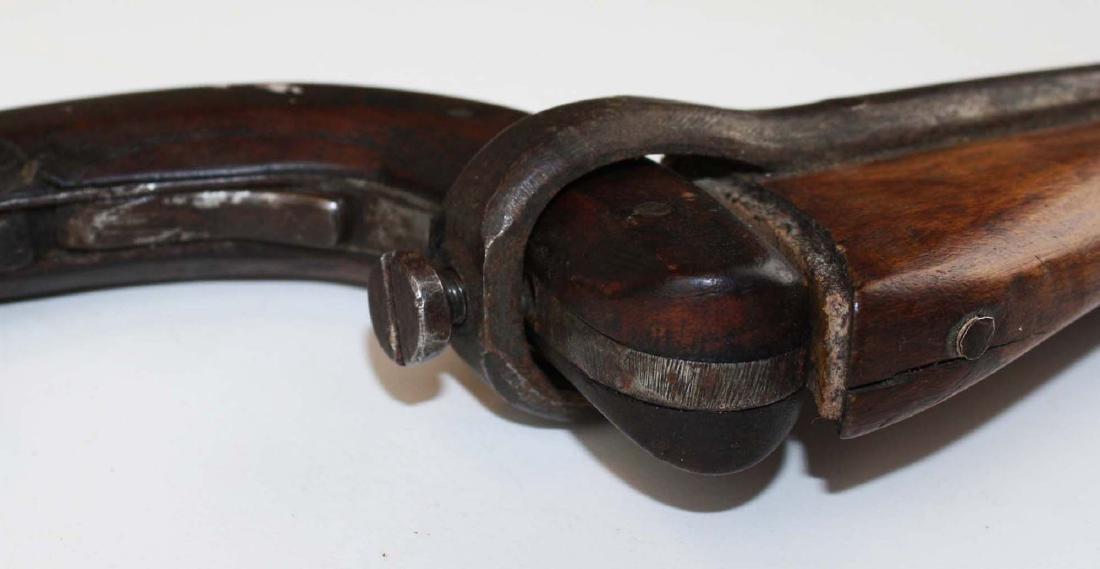 Unmarked gun cane .54 cal - 5