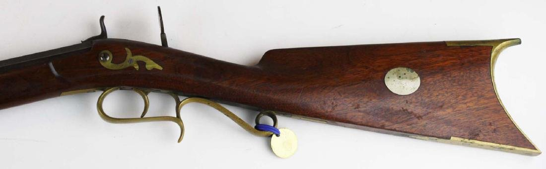 S.S. Baird Chittenden VT percussion rifle .34. Cal. - 10