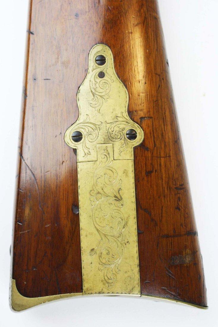 Rare Engraved Sharps 1851 Boxlock Carbine- Robbins and - 5