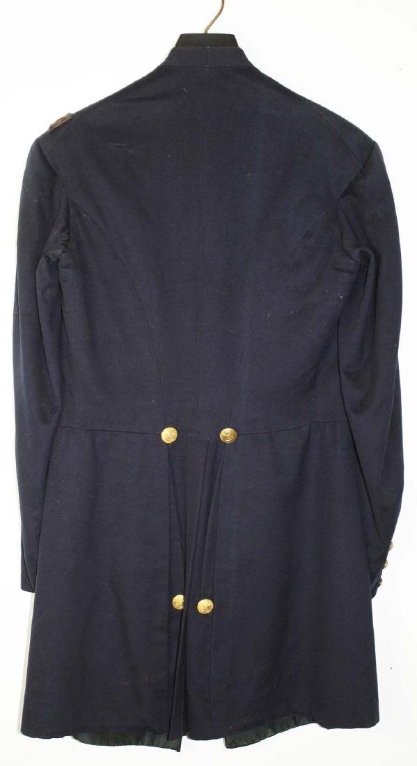 VT Civil War Officers Double Breasted frock coat - 2