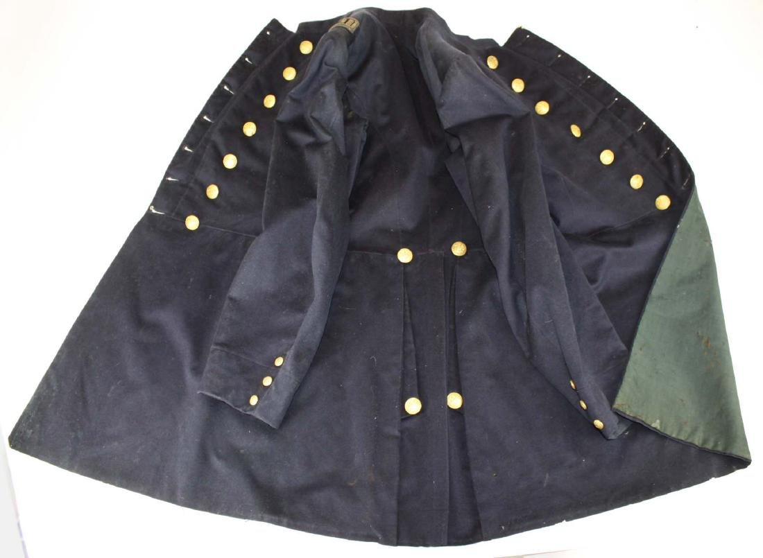 VT Civil War Officers Double Breasted frock coat - 4