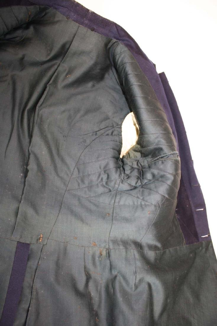 VT Civil War Officers Double Breasted frock coat - 7