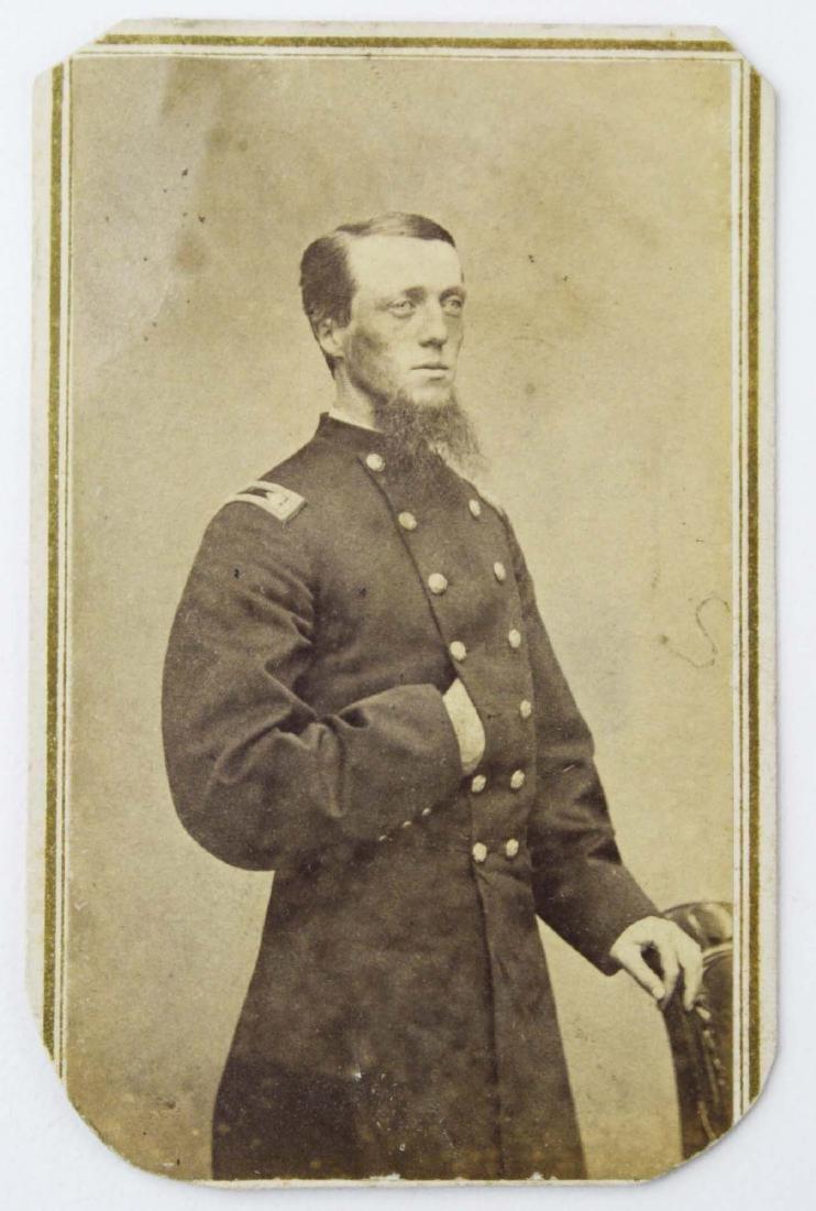 6th Vermont Civil War Presentation Sword - 3