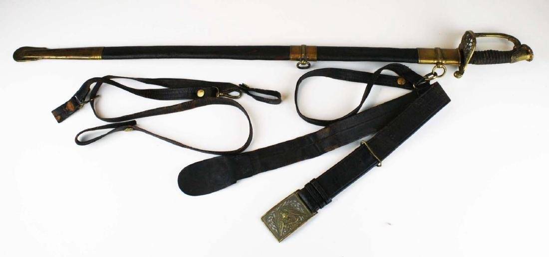 US Civil War Sword - 3