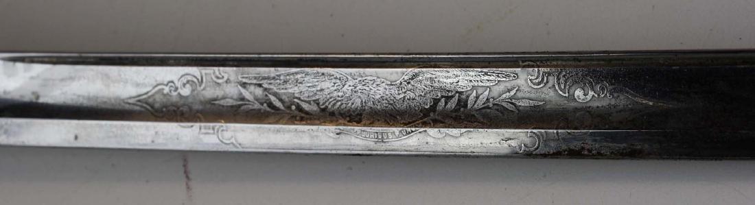 US Civil War Sword - 8