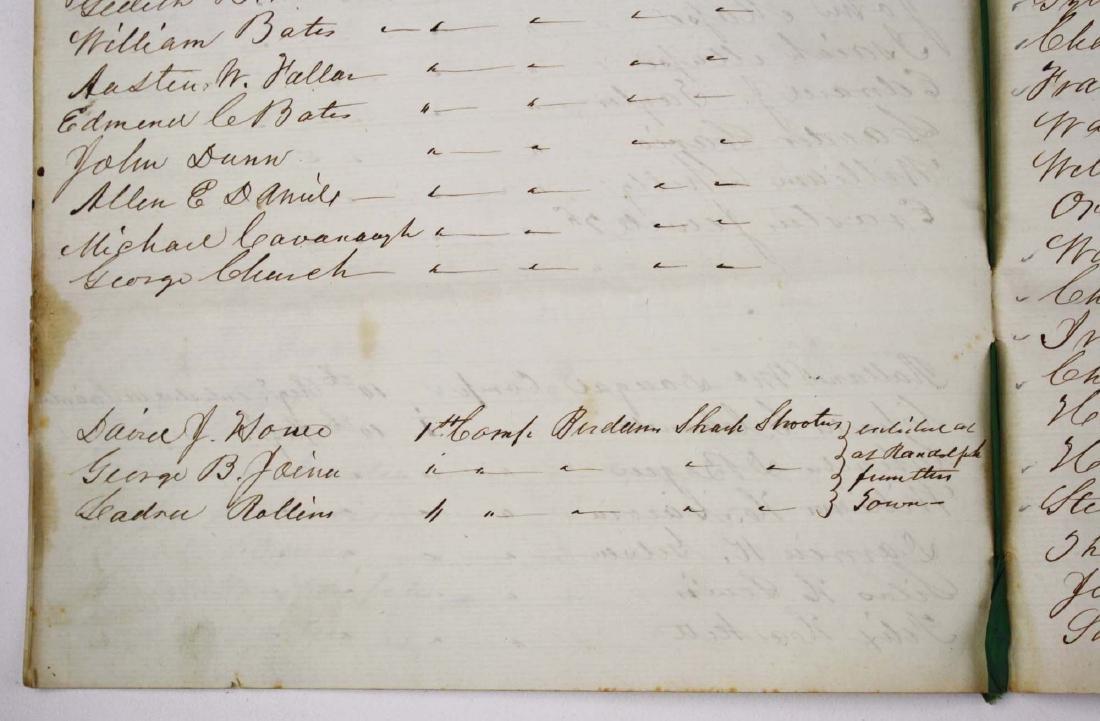 VT Civil War Record of Volunteers - 10