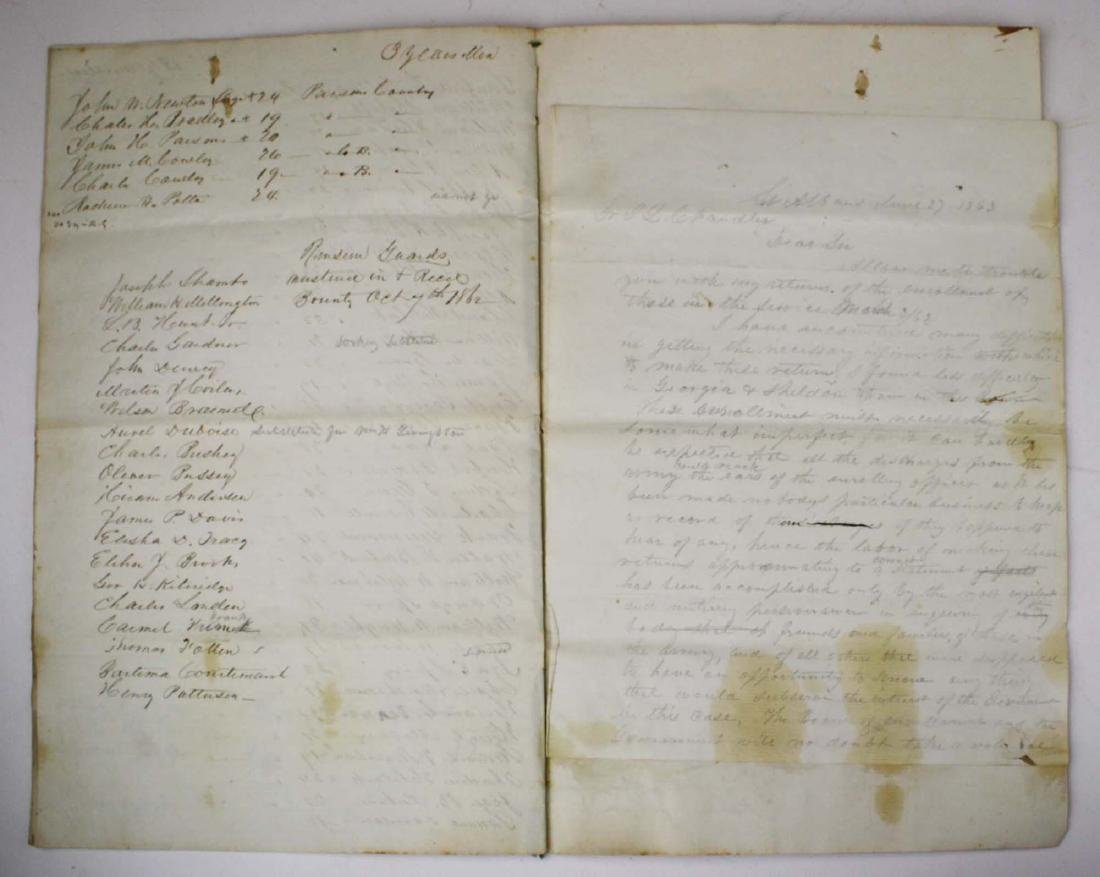 VT Civil War Record of Volunteers - 5