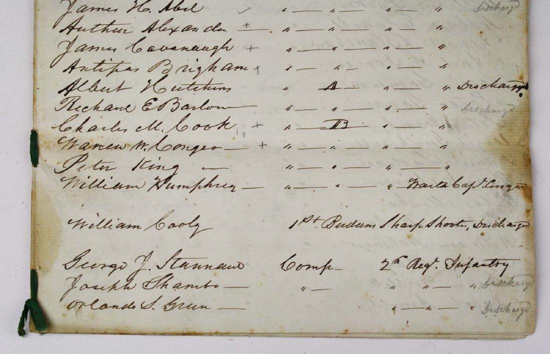 VT Civil War Record of Volunteers - 9
