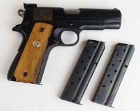 Colt Combat Commander In 9mm