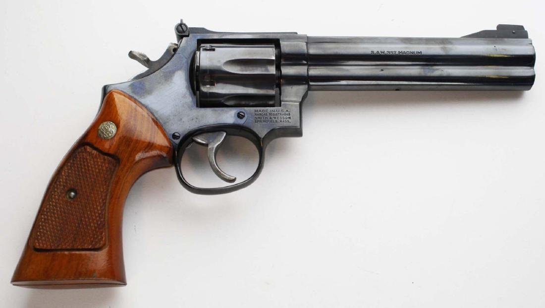 Smith and Wesson Model 586