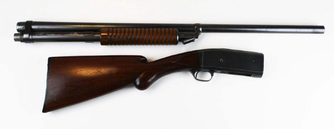 Remington Model 1903 takedown - 4