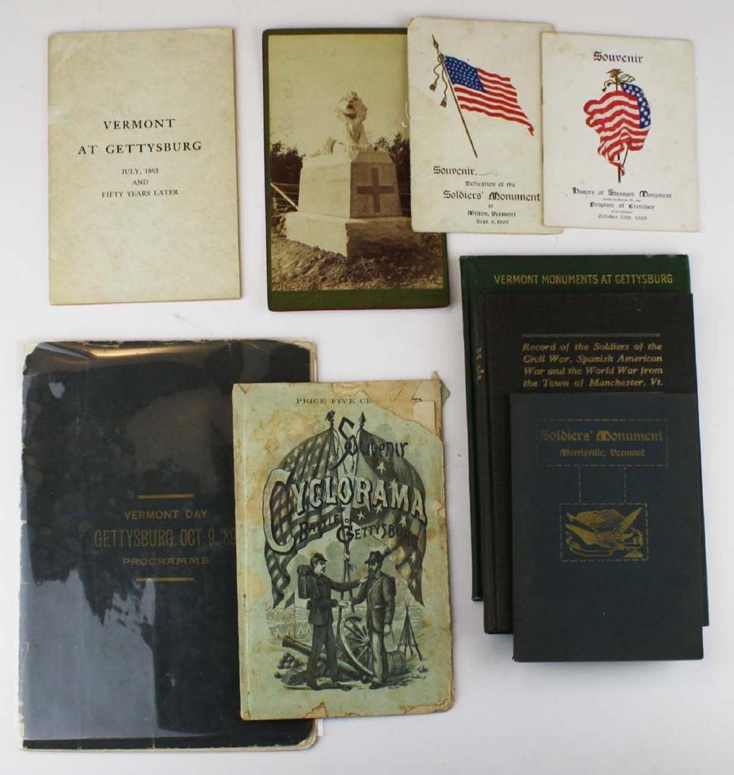 VT Civil War Soldier's Monuments