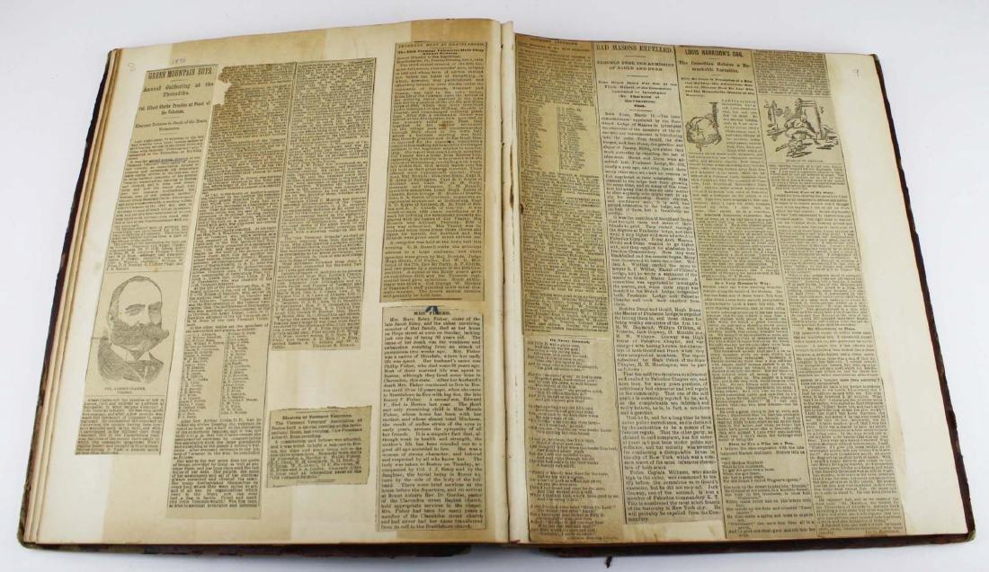 VT Civil War paper & ephemera - 6
