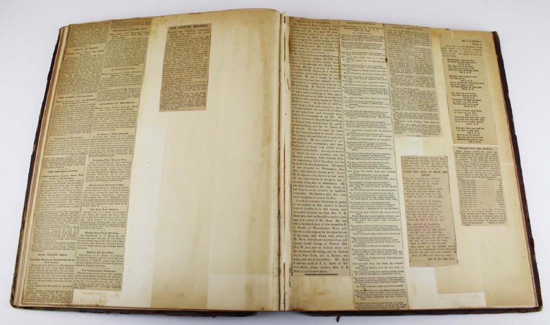 VT Civil War paper & ephemera - 7