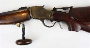 Winchester Model of 1885 Hi Wall Custom