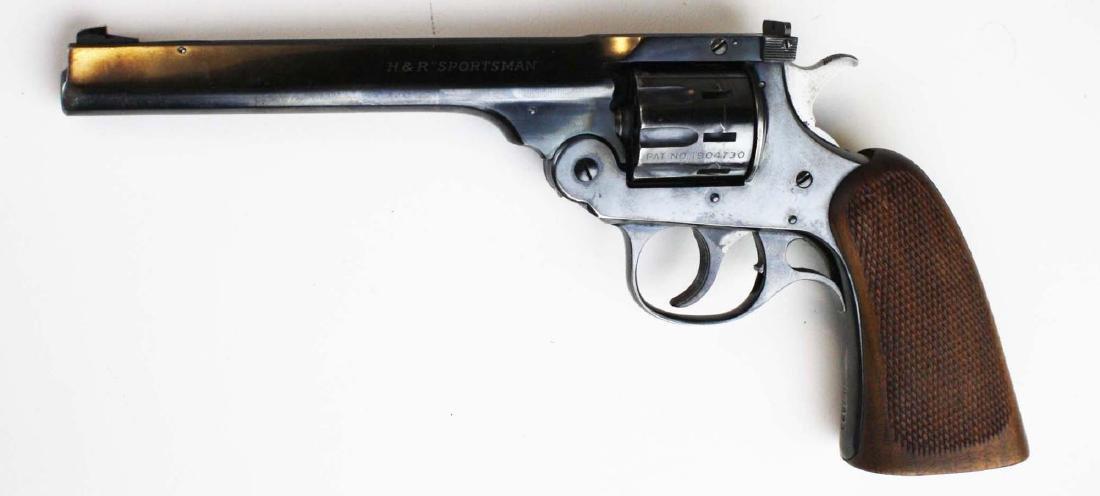 H&R Sportsman .22lr Revolver - 2