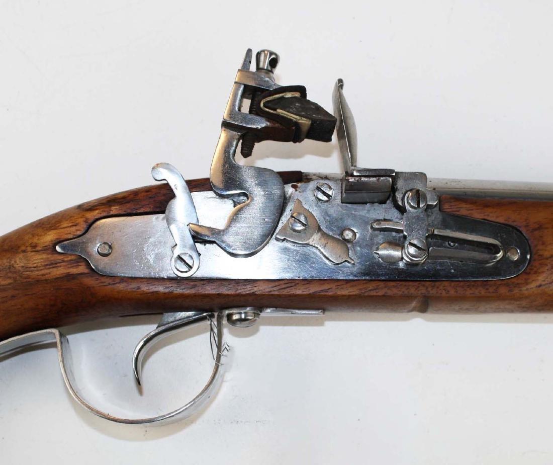 replica 17th c. style flintlock pistol