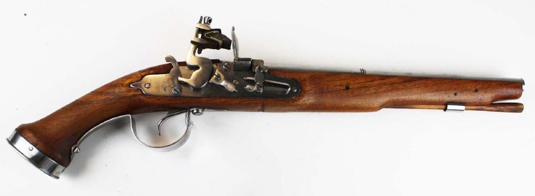 replica 17th c. style flintlock pistol - 2