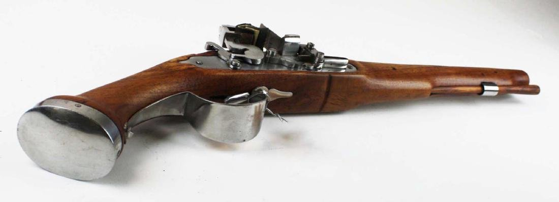 replica 17th c. style flintlock pistol - 3