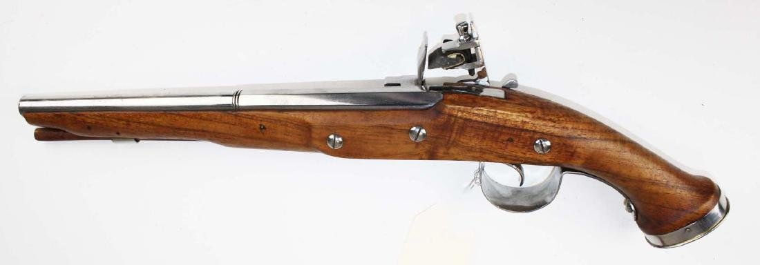 replica 17th c. style flintlock pistol - 4