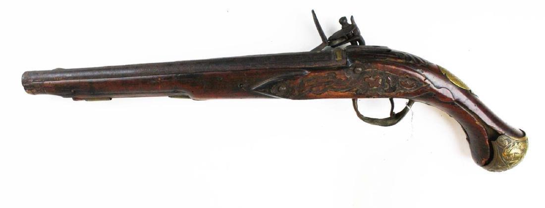 Continental Flintlock Pistol - 3