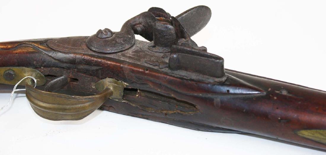Continental Flintlock Pistol - 9