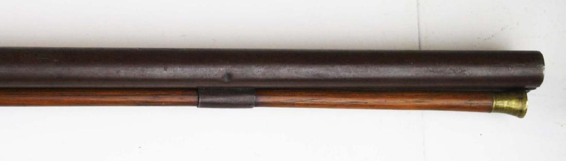 Percussion cap dbl barrel shot gun - 5