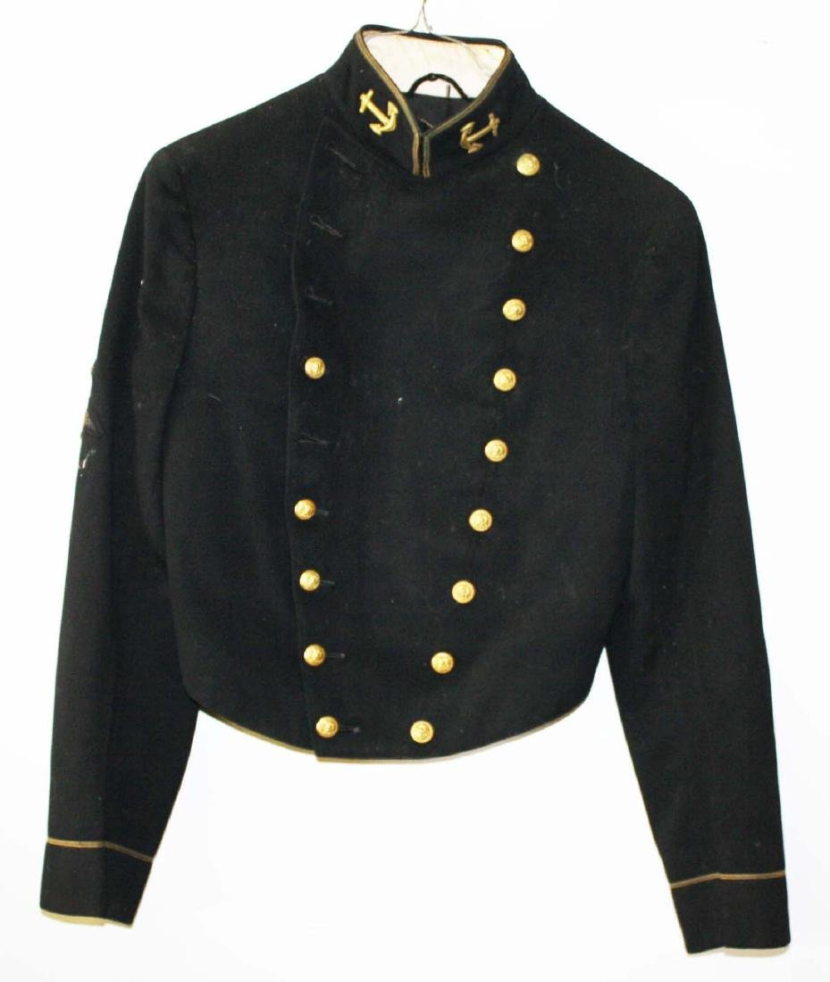 post Civil War US Navy uniform jacket
