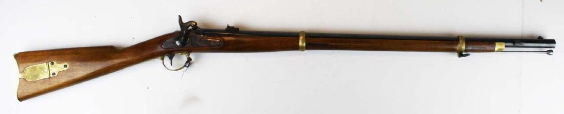 replica Remington Zouave rifle - 2