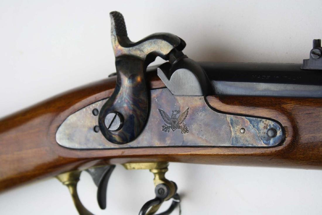 replica Remington Zouave rifle - 6