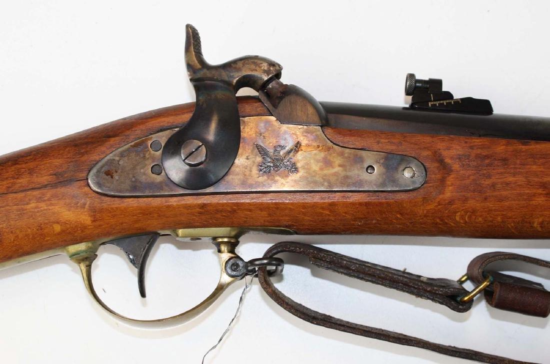 replica Remington Zouave rifle
