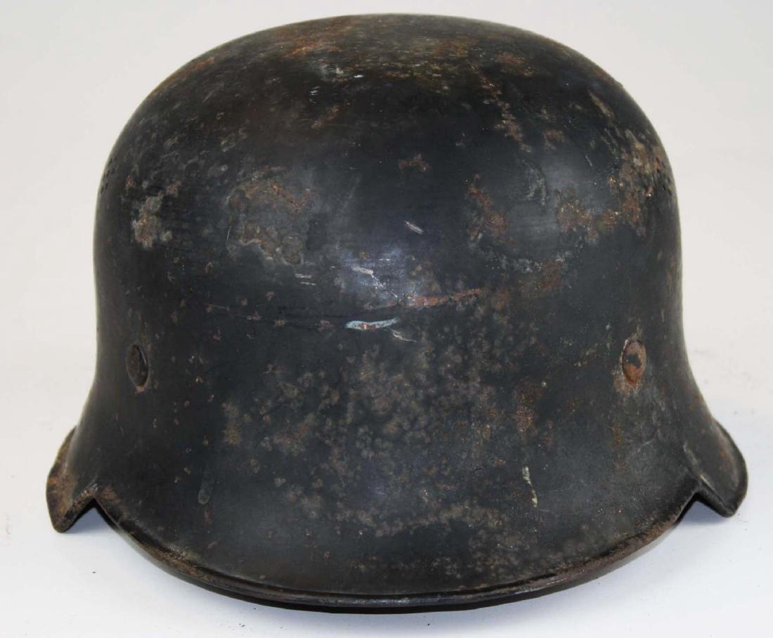 German WWII Nazi Luftwaffe helmet - 3