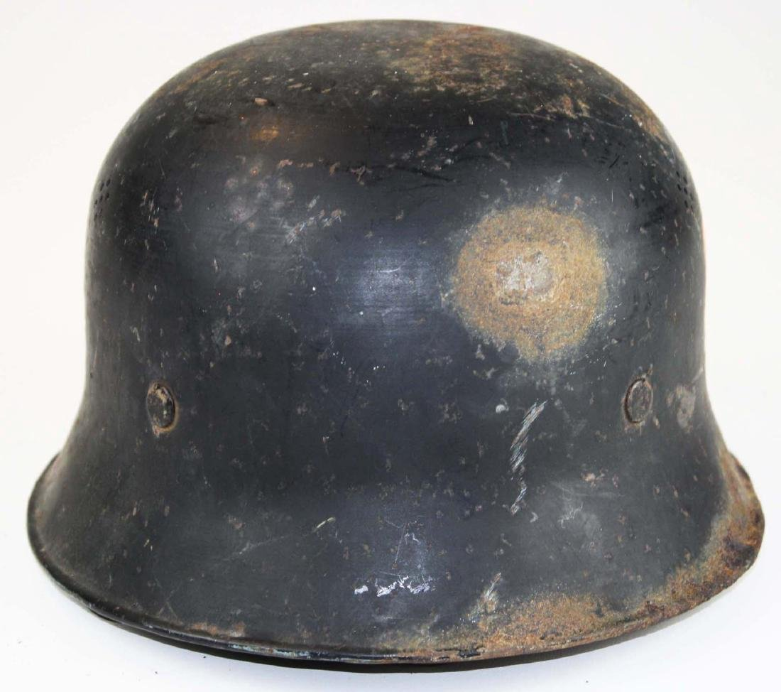 German WWII Nazi Luftwaffe helmet - 4
