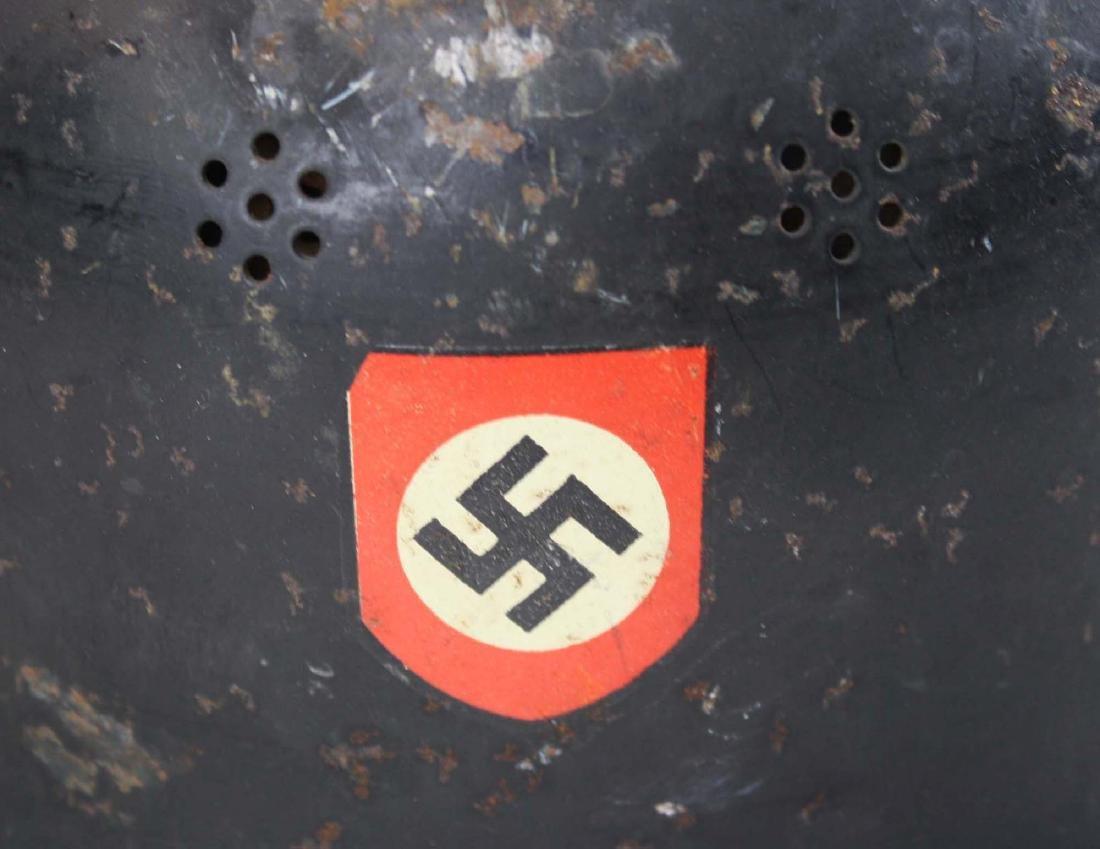 German WWII Nazi Luftwaffe helmet - 5