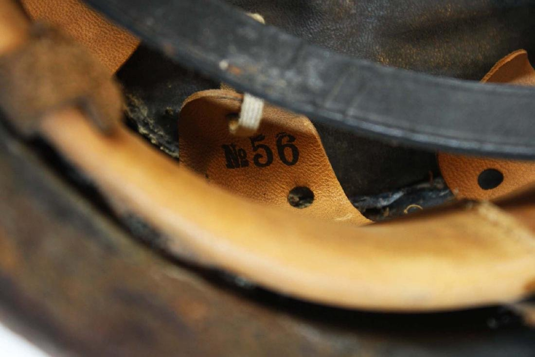 German WWII Nazi Luftwaffe helmet - 8