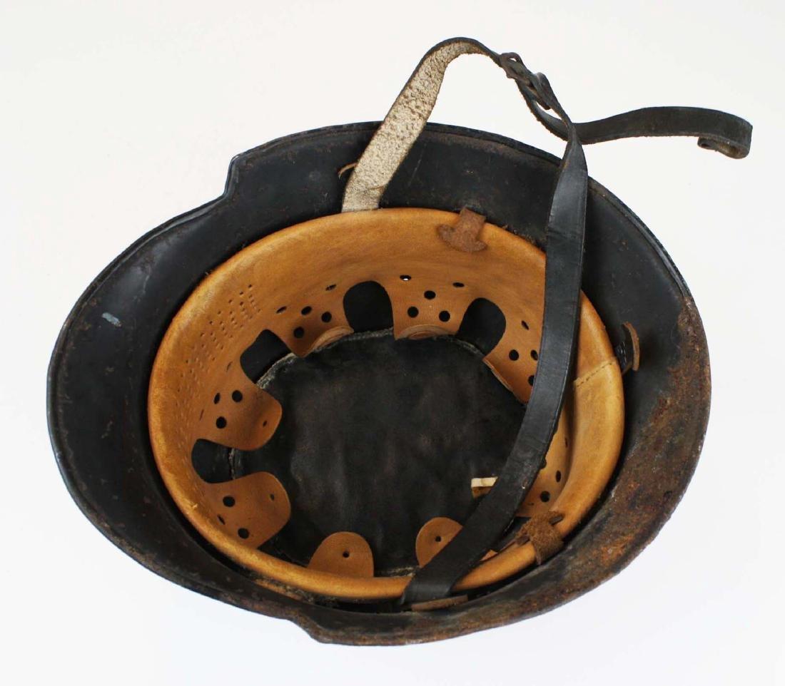 German WWII Nazi Luftwaffe helmet - 9