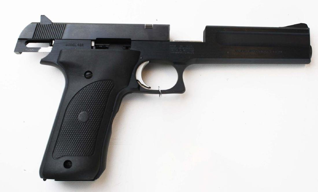 Smith and Wesson Model 422 .22lr pistol