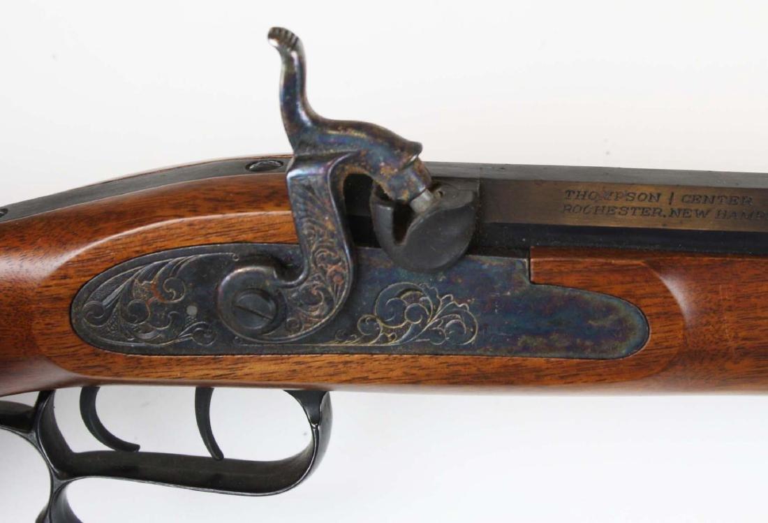 Thompson Renegade black powder rifle - 6