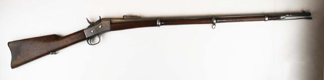 Remington Rolling Block musket - 3