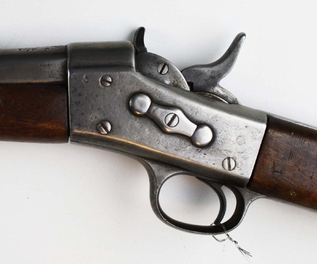 Remington Rolling Block musket - 8