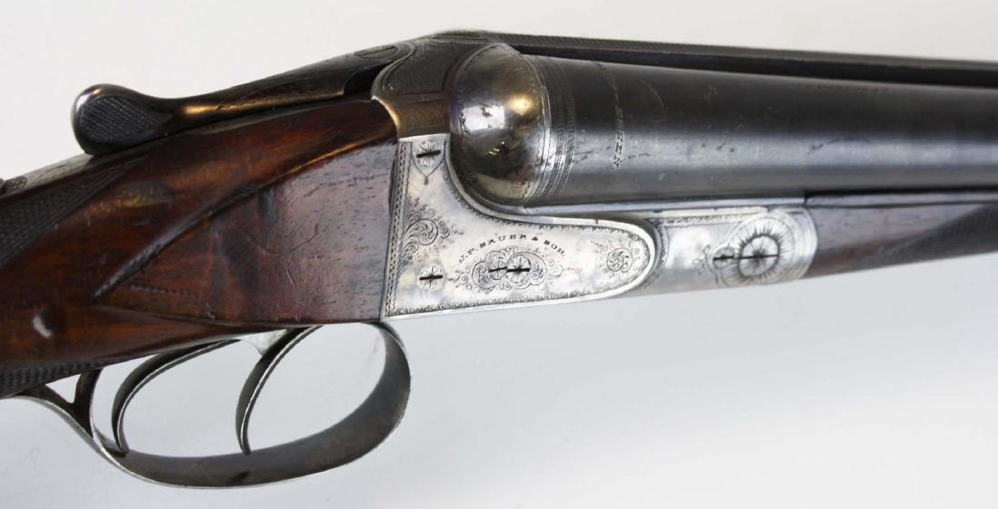 JP Sauer side by side shotgun - 5