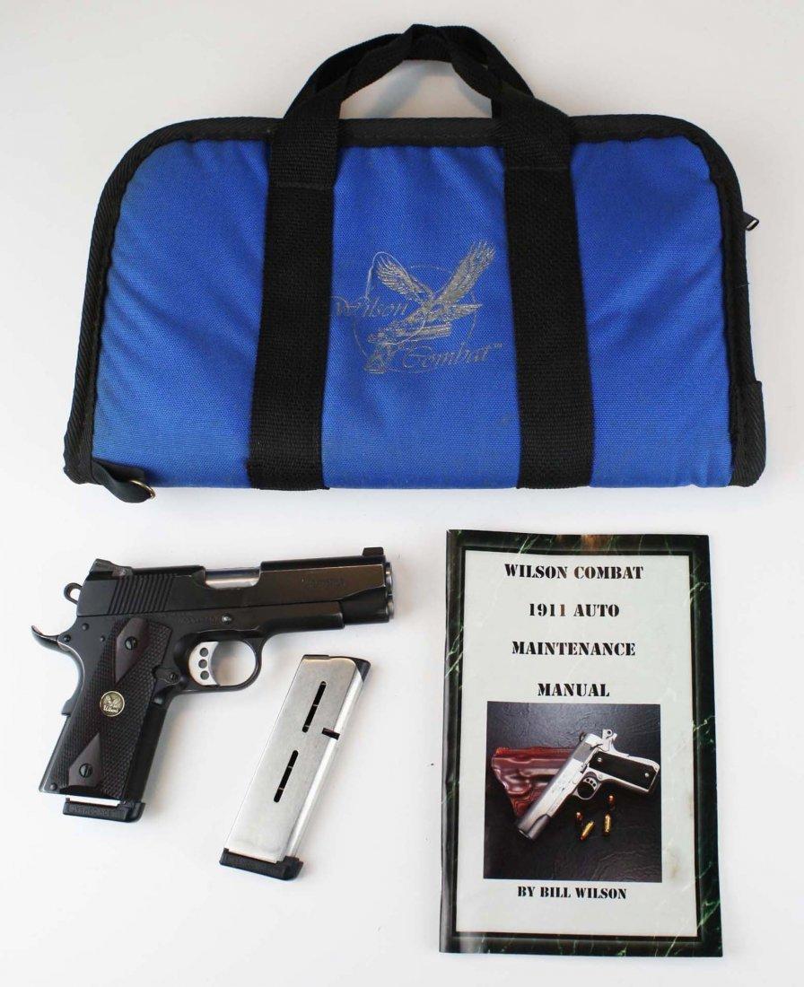 Wilson Combat Protector Pistol in .45ACP - 5