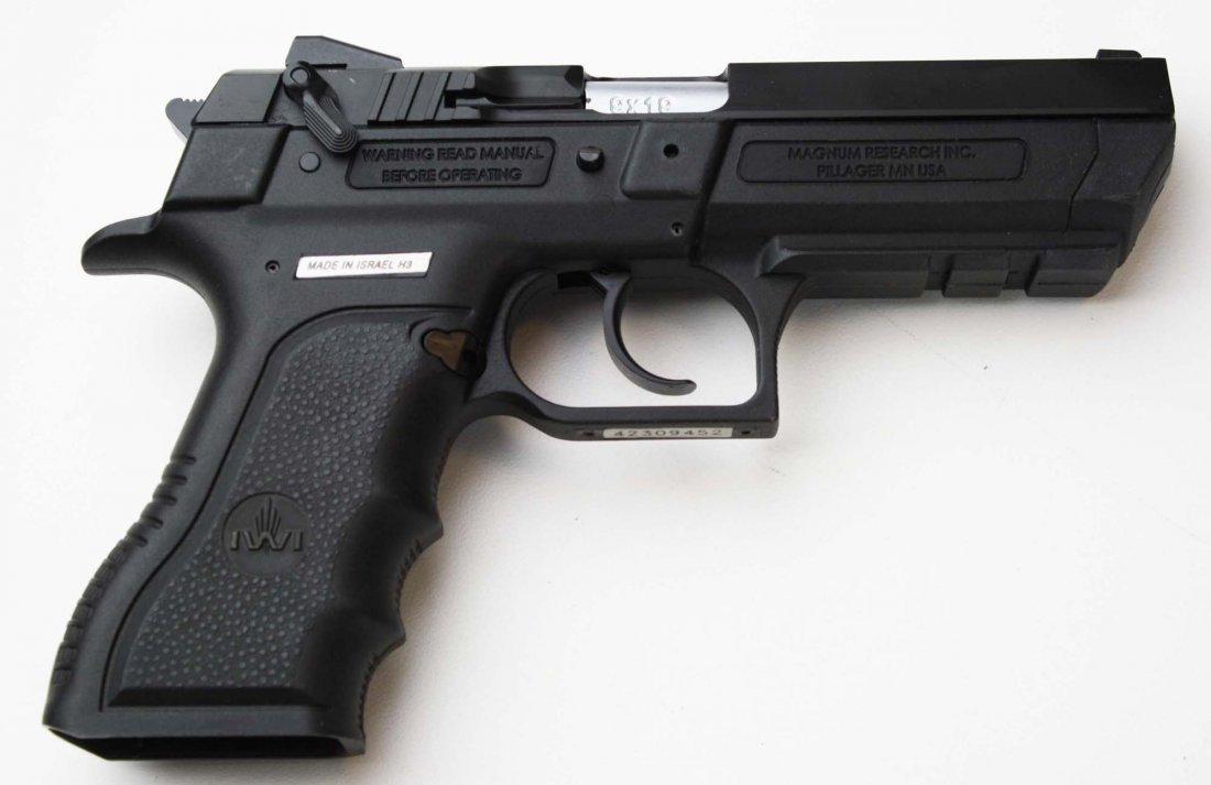 Israel Weapons Industries Desert Eagle Pistol in 9mm - 2