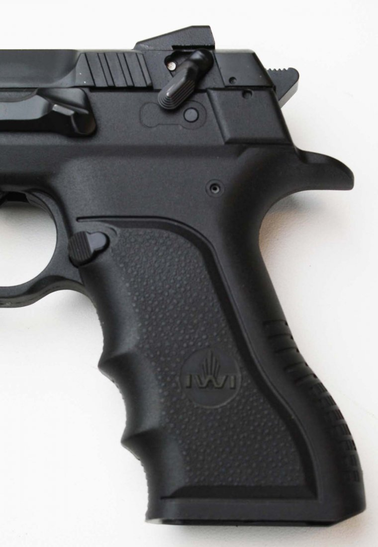Israel Weapons Industries Desert Eagle Pistol in 9mm - 6