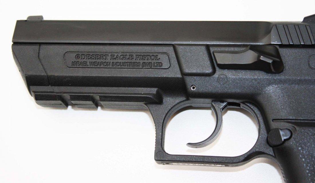 Israel Weapons Industries Desert Eagle Pistol in 9mm - 7