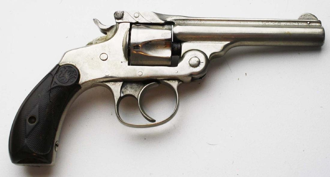 Smith & Wesson .32 cal 5 shot revolver